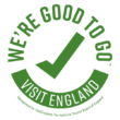 Visit England - Good to Go logo