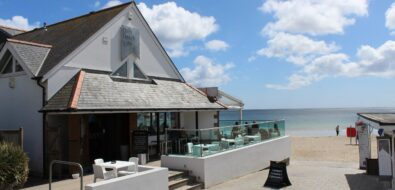 Gylly Beach Cafe, Falmouth