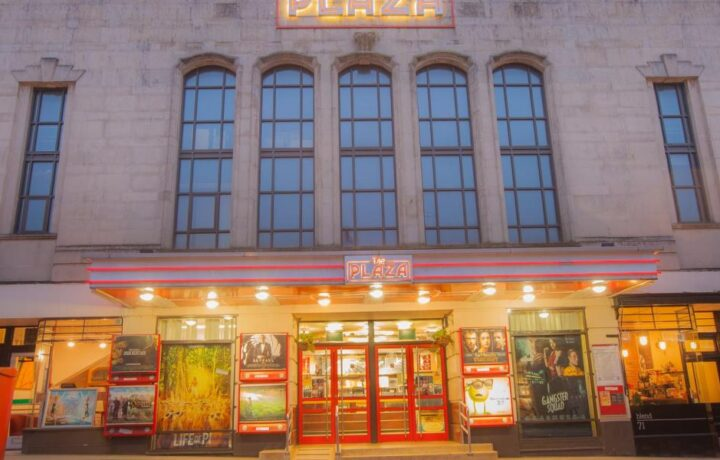 The Plaza Cinema, Truro